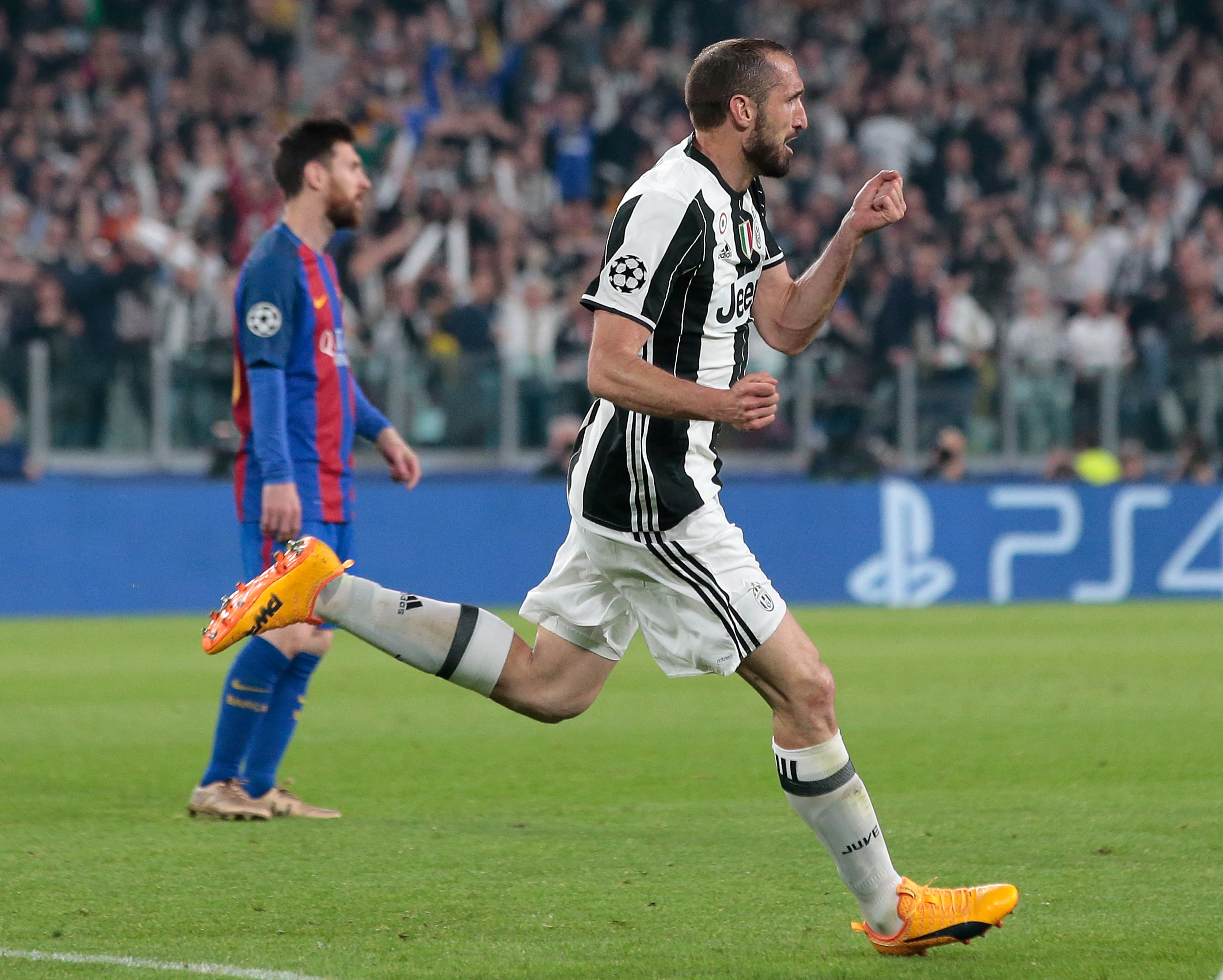 Barcelona face uphill battle to qualify after Paulo Dybala inspires Juventus