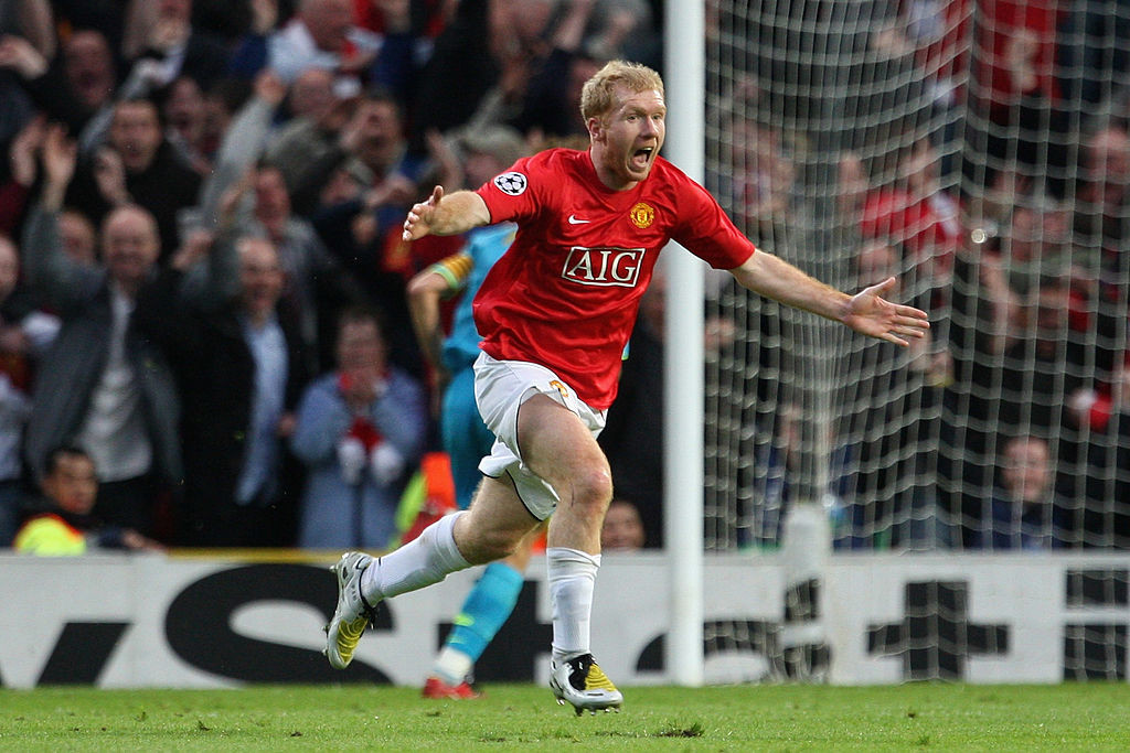 Paul Scholes scored the only goal when the two sides met in the last eight of the 2008 tournament.