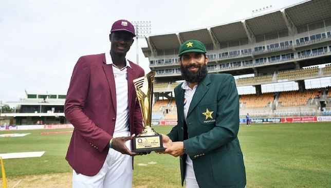 Pakistan won the toss and elected to field [Getty Images]