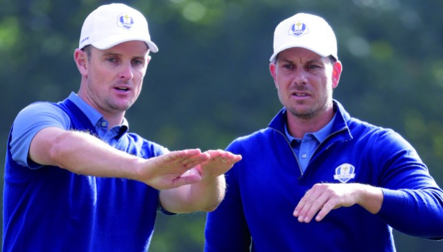Rose and Stenson will hope to take their Ryder Cup success to New Orleans.