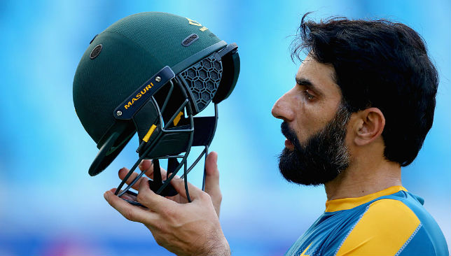Getting ready for a final hurrah: Misbah-ul-Haq