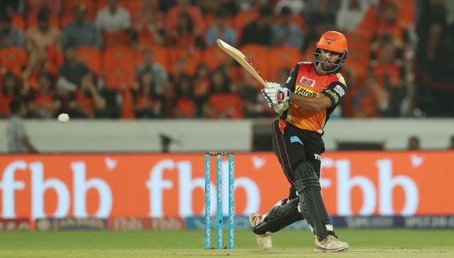 Williamson brilliance sets up 15-run win for Hyderabad against Delhi