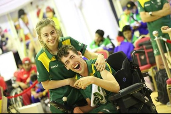 Spencer cotie and Alysha Winn