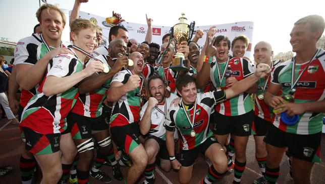 Winners: Abu Dhabi Harlequins.