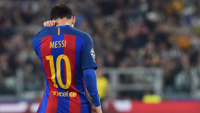 Messi is overdue a performance only he is capable of.