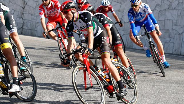 Rui Costa leads the team.
