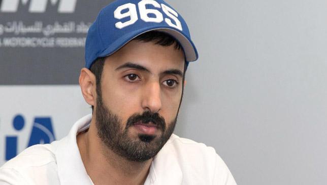 Meshari Al Thefiri is hoping to claim the title.