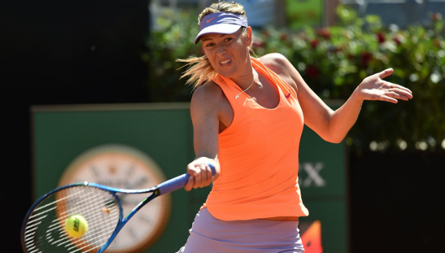 Italian Open: Maria Sharapova Win Secures Wimbledon Qualifying Place