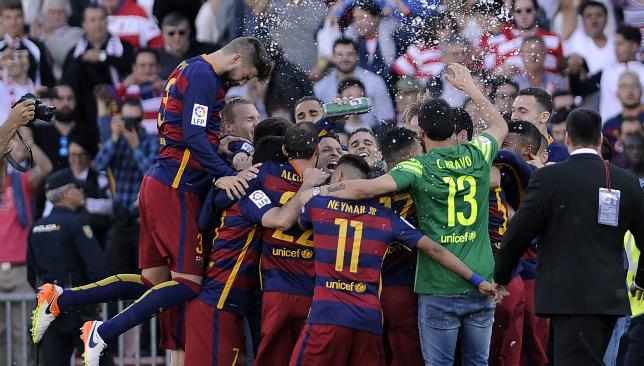 Sandro: Hopefully I'll score against Madrid & hand the title to Barcelona