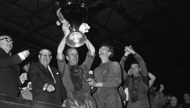 1968 EUROPEAN CUP FINAL - MANCHESTER UNITED 4 BENFICA 1