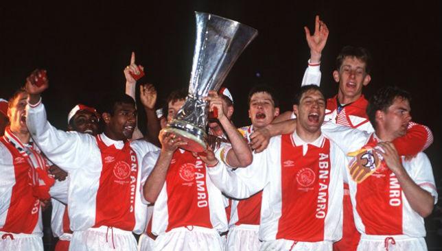 Ajax complete a clean sweep.