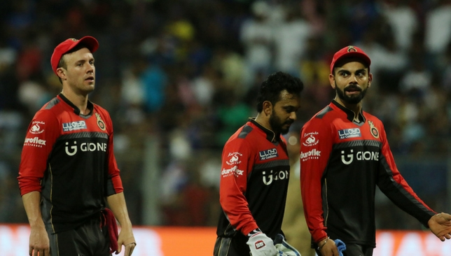 A season to forget for RCB [Sportzpics]