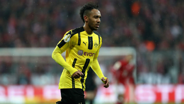 Could be heading out: Pierre-Emerick Aubameyang