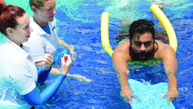 Swimming is not just a fantastic exercise, but also a life-saving skill.
