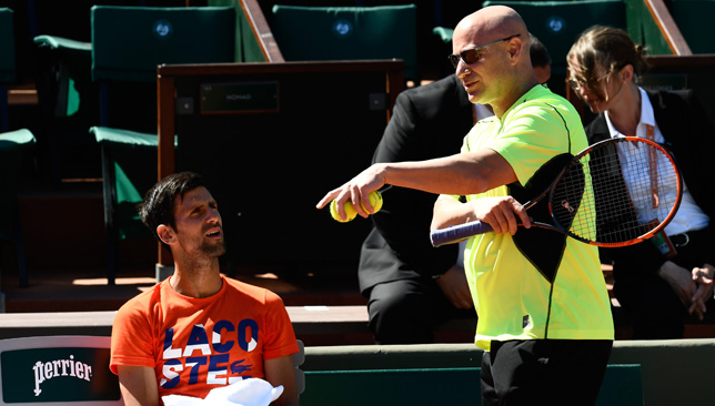 Rafael Nadal: 'I almost destroyed wrist at French Open'
