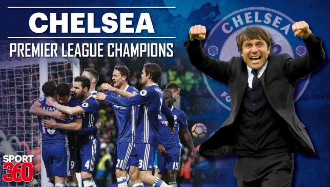 Chelsea crowned English Premier League winners