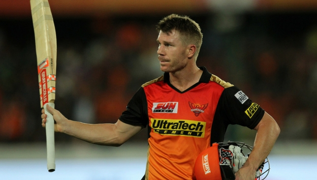 David Warner's consistency has been remarkable [Sportzpics]