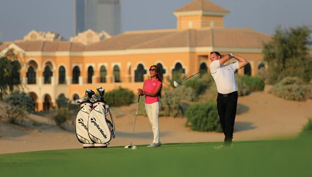 The Els Club, Dubai.
