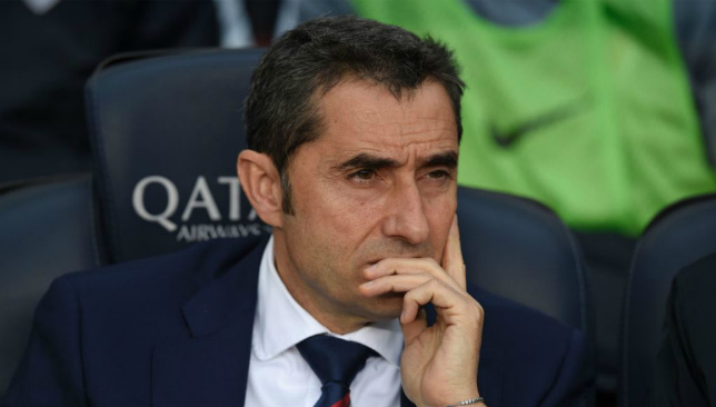 Valverde named new Barcelona manager