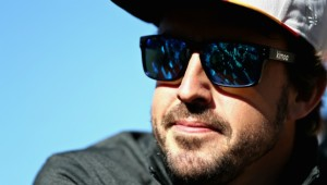 Born to race: Alonso is ready for Indy 500 bow.