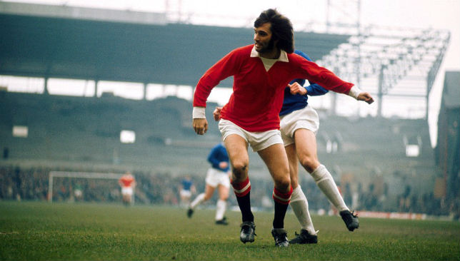George Best's goal proved to be the difference.