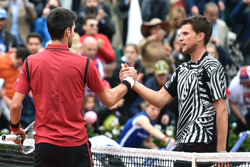 Will we get a Djokovic-Thiem rematch?