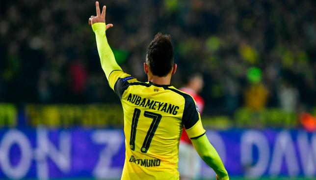Aubameyang Fires Dortmund To DFB Pokal Title