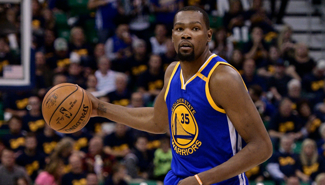 Kevin Durant scores 38, powers Warriors to Game 3 win in Utah