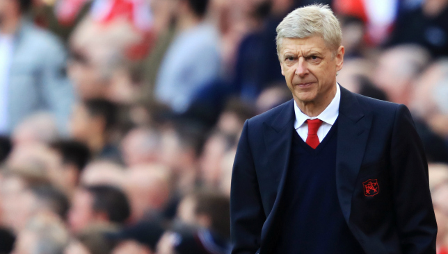 Wenger says exit from Champions League wouldn't harm contract talks