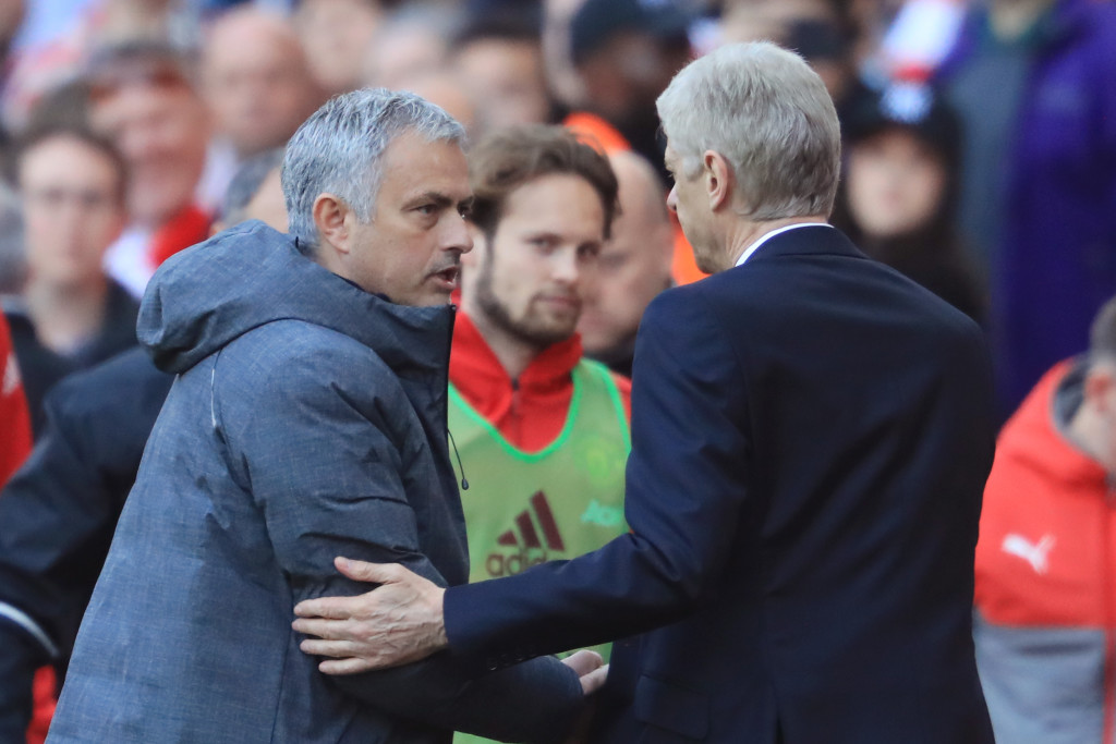 Jose Mourinho accuses Man United fans of 'inconsistency' over Old Trafford atmosphere
