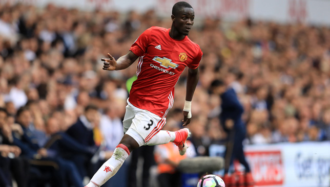 Eric Bailly.