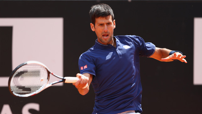 Djokovic beats Bautista Agut to reach Italian Open QFs