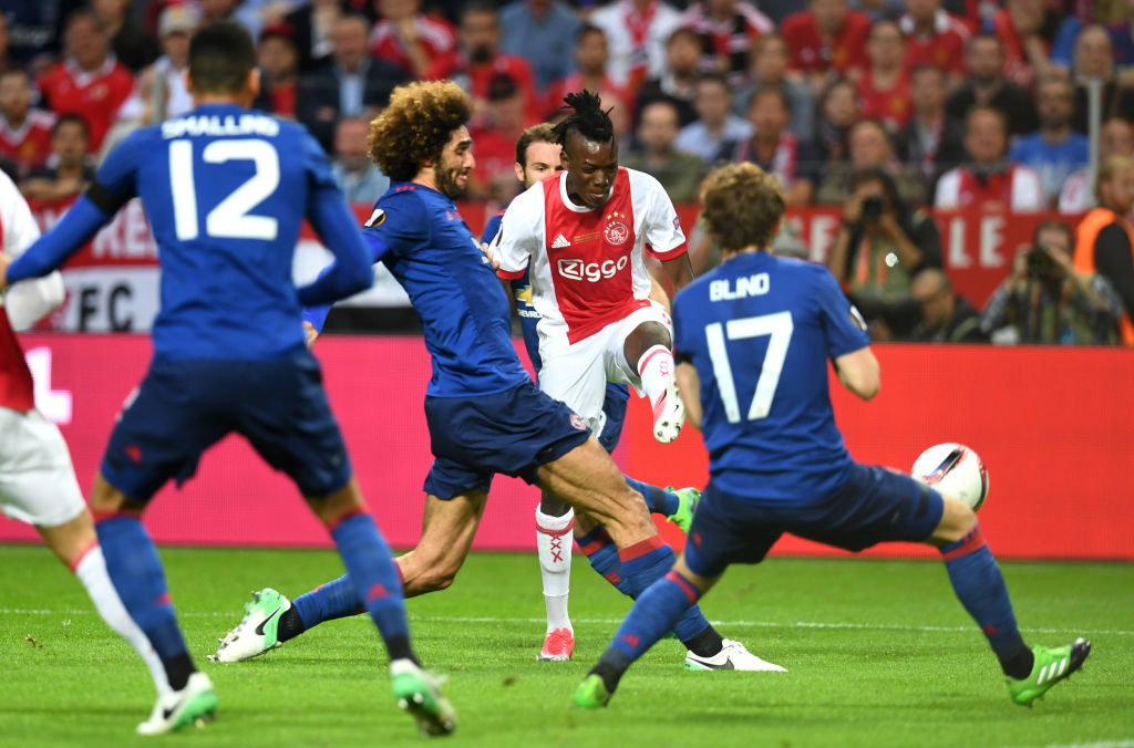Man Utd long-ball tactics made Europa League final boring