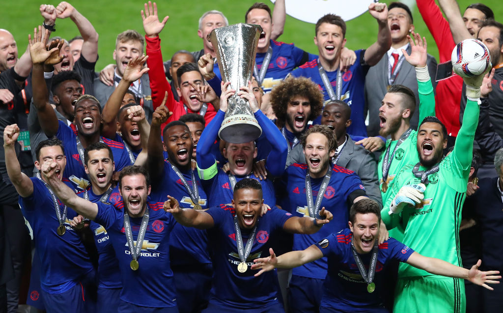 Mourinho aims dig at rivals after Europa victory