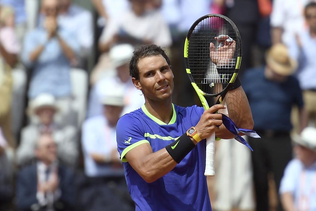 One step closer to a 10th Roland Garros.