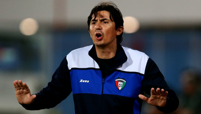 Flying in: Goran Tufegdzic should be the next Al Shabab boss (Getty).