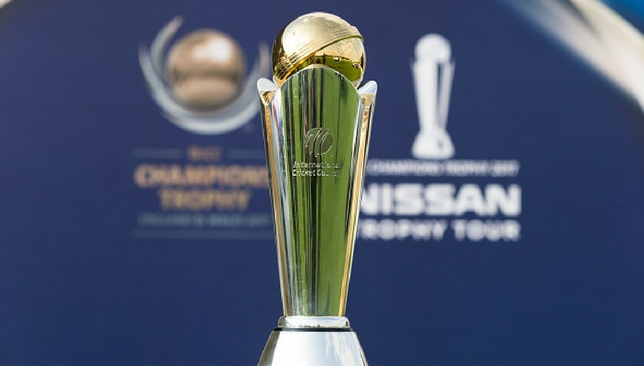 The ICC Champions  Trophy [Getty Images]