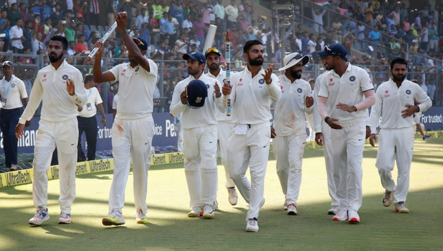 Indian Test team: Numero Uno [Sportzpics]
