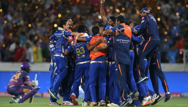 Winning has become a habit for Mumbai Indians [Sportzpics]