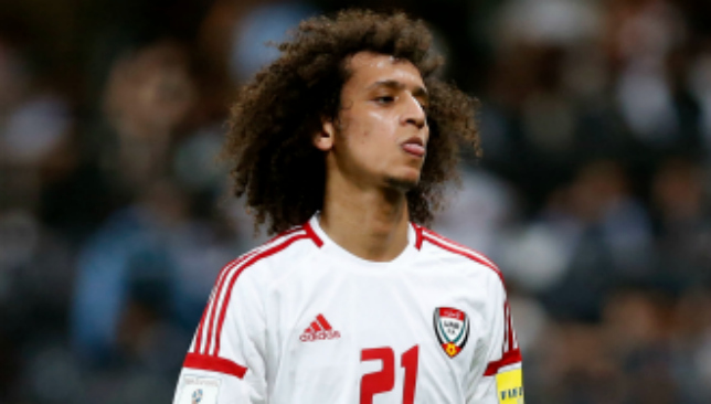 The magic man: Omar Abdulrahman (Chris Whiteoak).