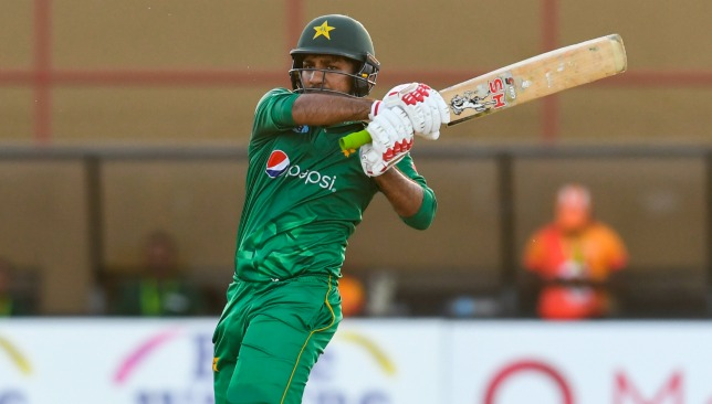 Leading from the front: Skipper Sarfraz Ahmed.