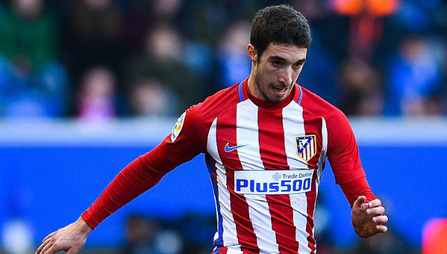Sime Vrsaljko might start for Atletico.