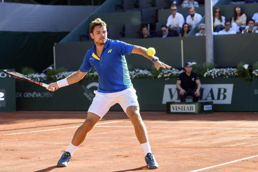 Stan is in the final in Geneva.