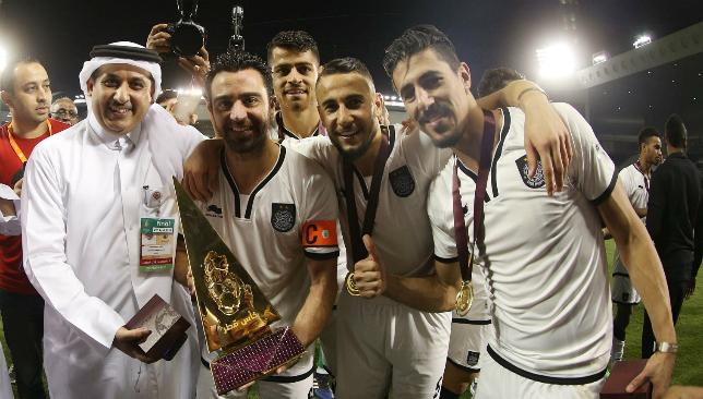 Image result for xavi retirement from football