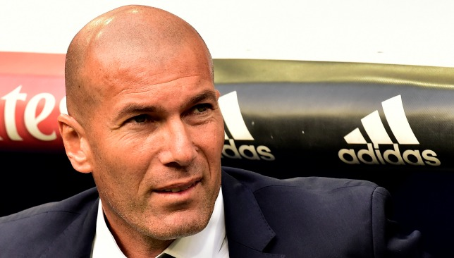 Zidane calm with Real Madrid one point away from title