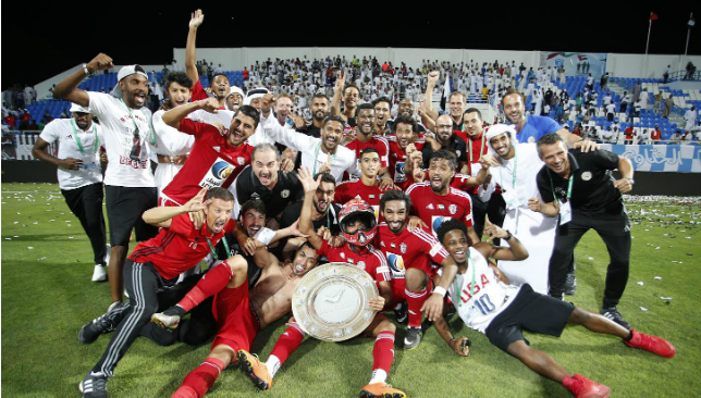 Jazira won the AGL crown a year ago, but finished seventh this season.