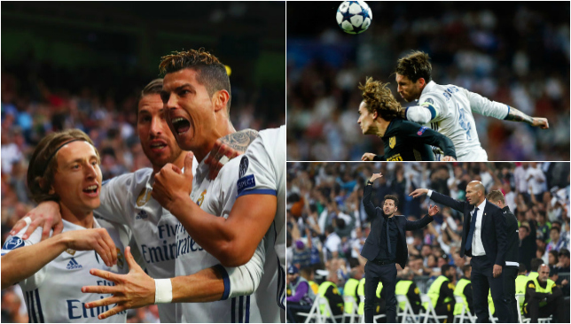 Atletico aim to overturn 0-3 deficit vs Real