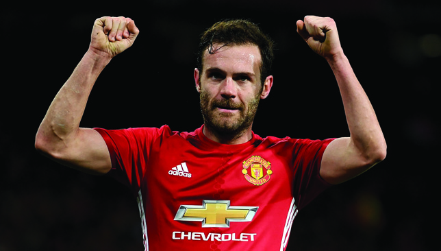 Mata seeks 'double bonus' of silverware and Champions League place