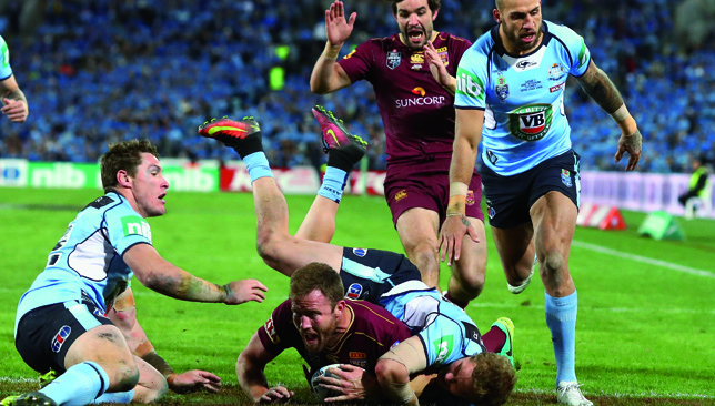 State of Origin 2017: Here comes Game 1