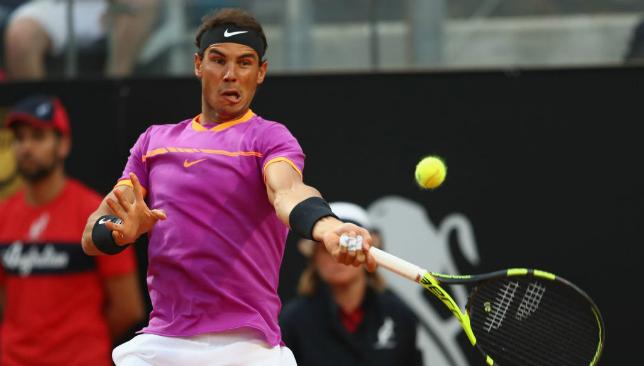 Rafael Nadal beats Jack Sock to advance into Rome Masters quarter-finals - Article - Sport360